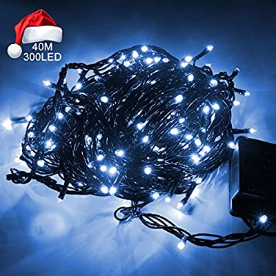 LED Strip Lights, Alanda 16.4 ft Waterproof IP65 RGB LED Rope Light Flexible Color Changing SMD5050 300 LEDs Lighting Strips LED Tape Light with 44 Key Remote and 12V 5A Power Supply by Alanda