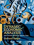 img - for Dynamic Economic Analysis: Deterministic Models in Discrete Time book / textbook / text book