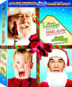 Holiday Favorites Collection (Jingle All The Way/Home Alone/Miracle on 34th Street 1994) [Blu-ray] (Bilingual)
