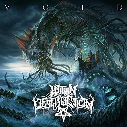 Within Destruction - Void (2016) [FLAC] Download