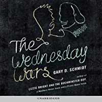 The Wednesday Wars (       UNABRIDGED) by Gary D. Schmidt Narrated by Joel Johnstone