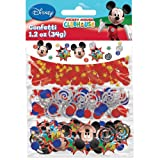 Mickey Mouse Confetti Holiday and Party Supplies