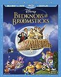 Bedknobs and Broomsticks [Blu-ray + DVD + Digital Copy] (Bilingual)