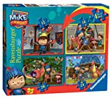 Ravensburger Mike the Knight (Pack of 4)