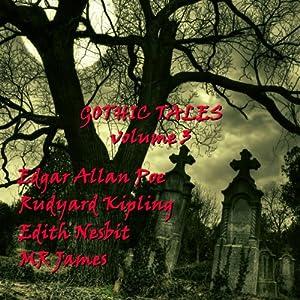 Gothic Tales of Terror: Volume 3 Audiobook