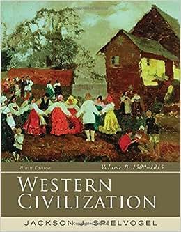 TEXTBOOK WESTERN CIVILIZATION