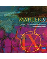 Mahler : Symphonie n° 9 / Chailly
