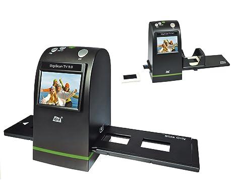 DNT DigiScan TV 9.0 Scanner négatifs et diapositives Pour PC et appareil indépendant