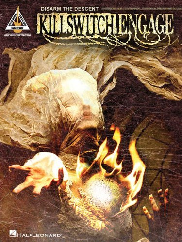 Killswitch Engage - Disarm the Descent (Guitar Recorded Versions) (Recorded Versions: Guitar) by Killswitch Engage (2013-09-01)