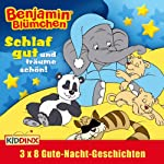 Benjamin Blümchen 3er-Box: Gute-Nacht-Geschichten | Elfie Donnelly,Ulli Herzog,Klaus-Peter Weigand