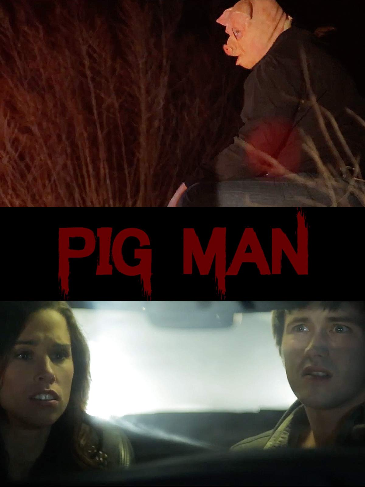 Pig Man on Amazon Prime Video UK