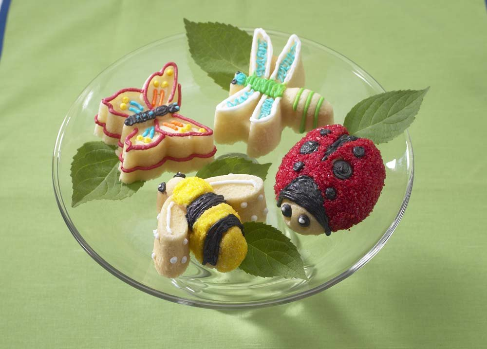 Bug Birthday Cake ideas!