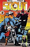 img - for SCOUT #1-24, Handbook TIM TRUMAN's complete series (SCOUT (1985 ECLIPSE)) book / textbook / text book