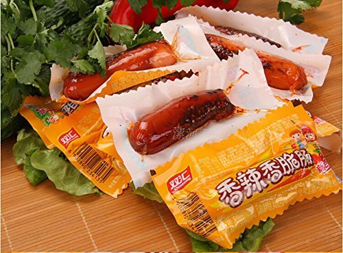 cnsnack-childhood-snacks-shuanghui-chinese-style-hot-dog-sausage-35g-spicy-crispy-10packs-by-cnsnack