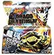 L-DRAGO GOLD BEYBLADE 4D TOP METAL FUSION FIGHT MASTER NEW + LAUNCHER