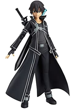 Sword Art Online: Kirito figma Action Figurine