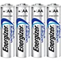 Energizer LITHIUM AA Ultimate Lithium L91 (FR6, 3+1-er Blister)