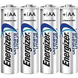 "Energizer LITHIUM AA Ultimate Lithium L91 (FR6, 3+1-er Blister)von ""Energizer"""