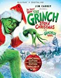 Dr. Seuss' How The Grinch Stole Christmas Grinchmas Edition (Bilingual) [Blu-ray + Digital Copy]