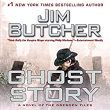 Ghost Story: A Novel of the Dresden Files | Livre audio Auteur(s) : Jim Butcher Narrateur(s) : James Marsters