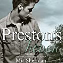 Preston's Honor Audiobook by Mia Sheridan Narrated by J.F. Harding, Mercedes Moreno