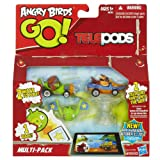 Angry Birds Go Multi-Pack Figure Playset アングリーバードGO マルチパック TELEPOD フィギュア セット 並行輸入品