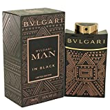Bvlgäri Mån In Blåck Essënce Cölogne For Men 3.4 oz Eau De Parfum Spray