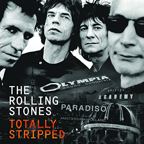 Totally Stripped Deluxe Limited Edition Amazon Exclusive [4 Blu-ray/CD]