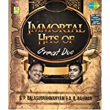 IMMORTAL HITS OF GREAT DUO S P BALASUBRAHMANYAM   A R RAHMAN available at Amazon for Rs.99
