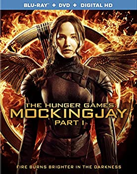The Hunger Games: Mockingjay on Blu-ray