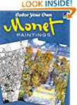 Color Your Own Monet Paintings