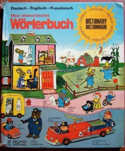 richard scarry dictionary german english
