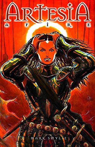 Artesia Volume 3: Afire - The Third Book Of Dooms: Afire - The Third Book of Dooms v. 3