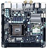 Gigabyte LGA 1155 DDR3 1600 Intel Z77 HDMI SATA 6Gb/s USB 3.0 Mini ITX Motherboard GA-Z77N-WIFI