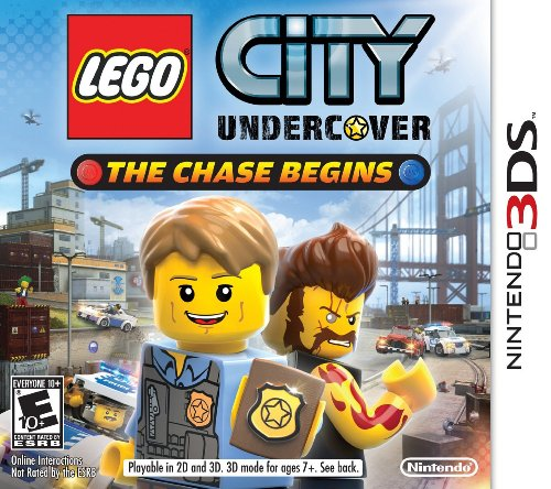 LEGO City Undercover: The Chase Begins Amazon.com