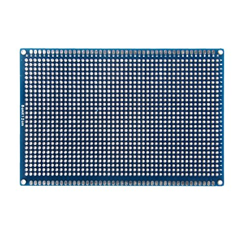 1pcs Double Side Prototype PCB Universal Printed Circuit Board Peg Board 8 x 12cm (Pcb Board Photo compare prices)