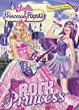 Rock Princess (Barbie) (Deluxe Coloring Book)