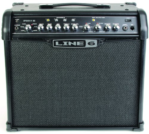 Line 6 Spider Iv 30 30-Watt 1X12 Modeling Guitar Amplifier