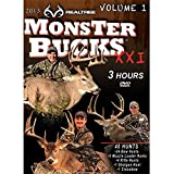 Realtree Outdoor Productions Monster Bucks XXI Volume 1 DVD