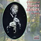 A Portrait Of Sidney Bechet In Paris