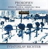 echange, troc  - Piano Sonatas N°S 6 Op.82, 7 Op.83 & 9 Op.103