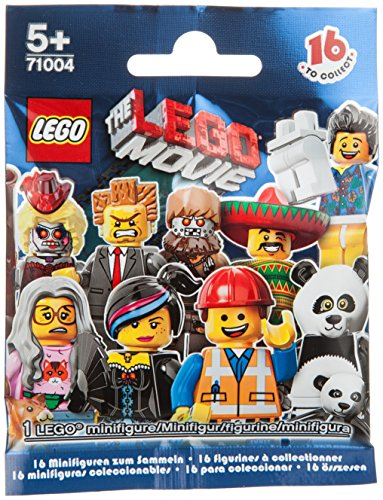 Lego Mini Figure Lego movie series 71004 (ONE random pack) - 1