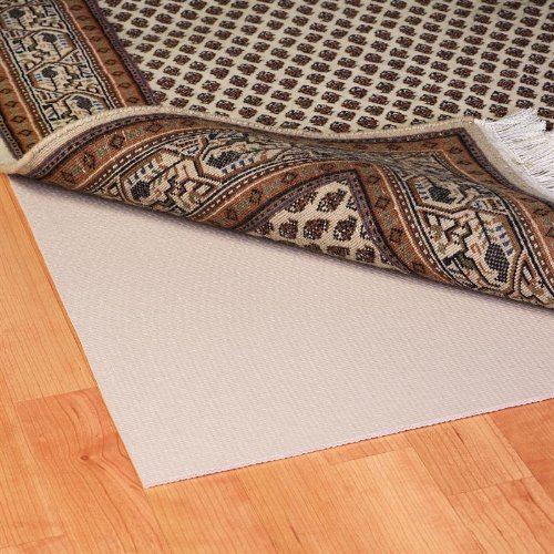 Grip-It Super Stop Cushioned Non-Slip Rug Pad for Rugs on Hard Surface Floors 2 by 4-Feet MSM Industries S2X4