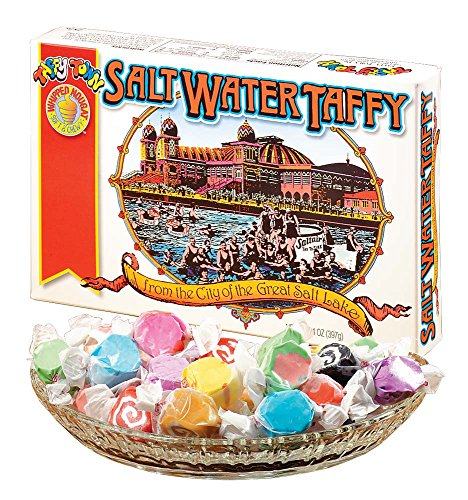 Taffy Town Salt Water Taffy Gift Box, 14 oz. (Salt Water Taffy Gift Box compare prices)