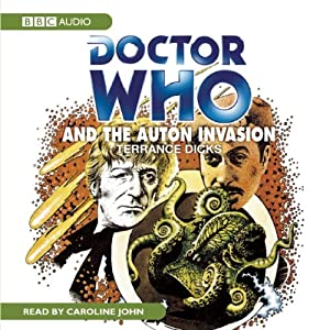 And the Auton Invasion - Terrance Dicks