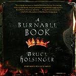 A Burnable Book: A Novel | Bruce Holsinger