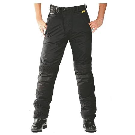 Roleff Racewear 455DL Pantalon Moto Textile/Taslan Roleff, Noir, DL