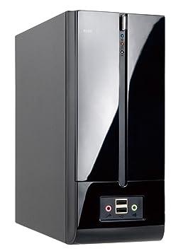 In Win BM639 Boîtier pour PC Mini ITX avec audio HD et alimentation 160W Noir