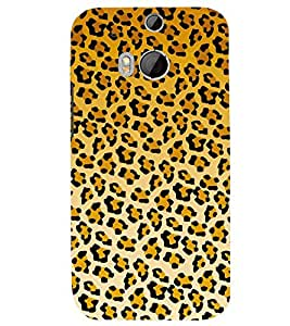 PRINTSWAG PATTERN Designer Back Cover Case for HTC ONE M8
