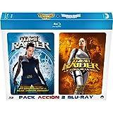 Duo BD: Tomb Raider + Tomb Raider 2 [Blu-ray]